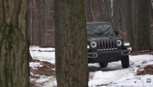 Jeep JL trees