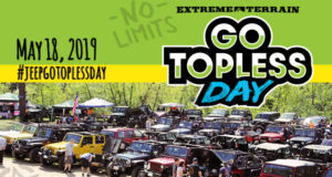 Go topless day
